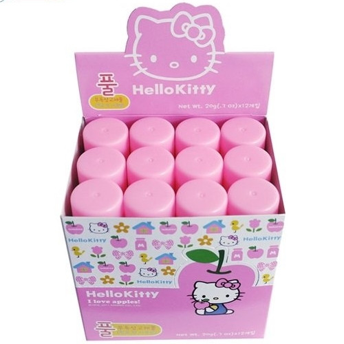 Hello Kitty Glue Sticks