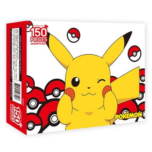Pokemon Jigsaw Puzzle Winking Pikachu (150 pcs)