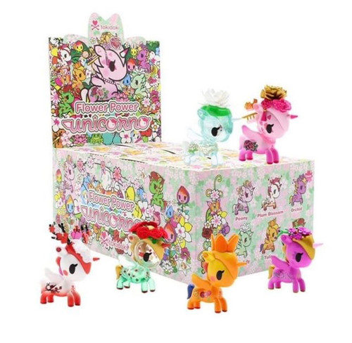 Tokidoki Blind box : Unicorno Flower Power Series 1
