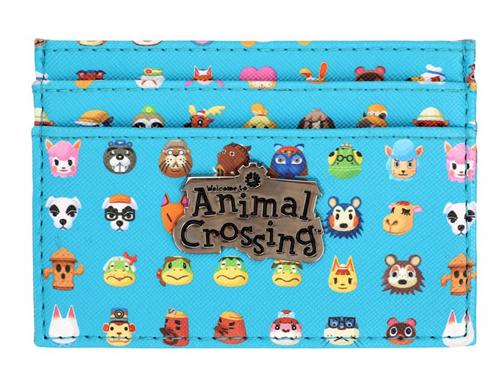 Nintendo Animal Crossing AOP Card Wallet