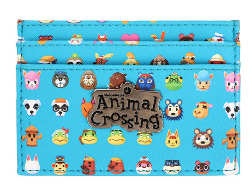 Nintendo Animal Crossing AOP Card Wallet