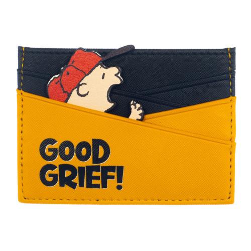 Peanuts Charlie Brown ID Card Wallet