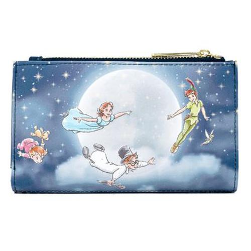 LF Disney: Peter Pan Second Star Glow Flap Wallet