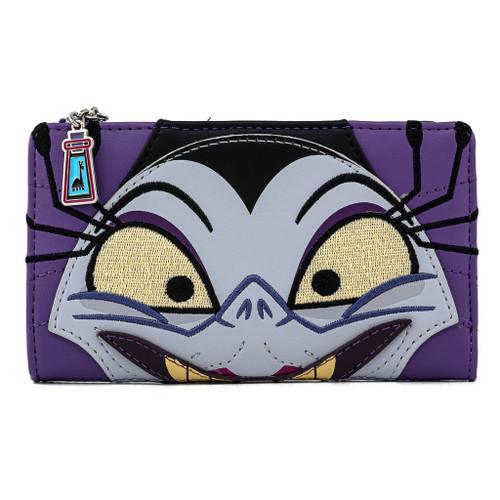 LF Disney: Emperor's New Groove Yzma Flap Wallet