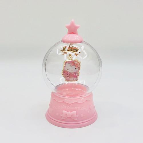 Sanrio Hello Kitty Necklace Snowglobe