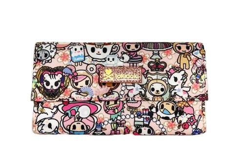 Tokidoki Kawaii Confections Long Wallet