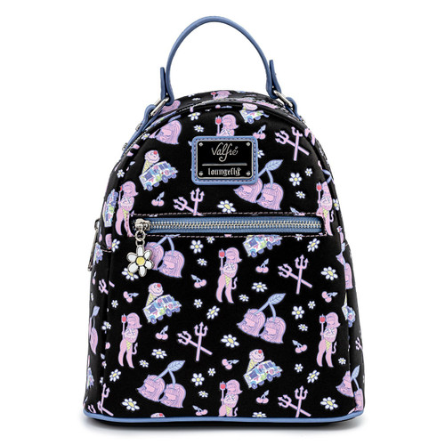 Loungefly Ilse Valfré Lucy Art Faux leather Mini Backpack