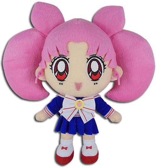 "Sailor Moon S: Chibiusa Plush 8"""