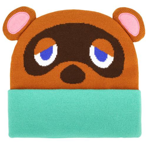 Animal Crossing Horizon: Tom Nook Big Face Beanie