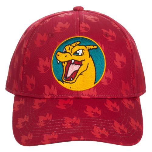 Pokemon: Charizard AOP Hat