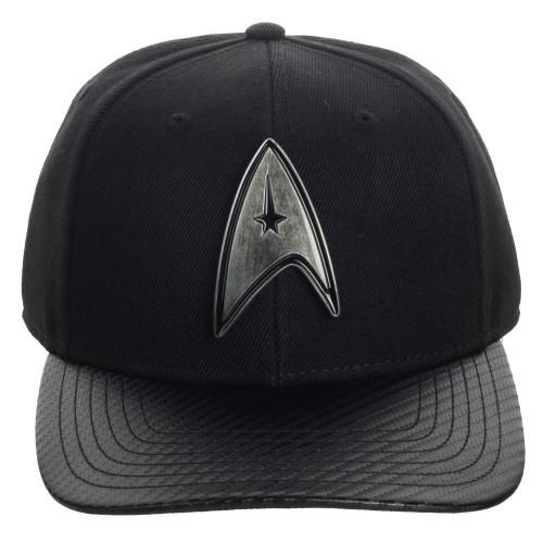 Star Trek: Metal Weld Pre-Curved Snapback