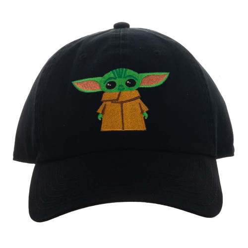 Star Wars The Mandalorian Grogu Embroidered Hat