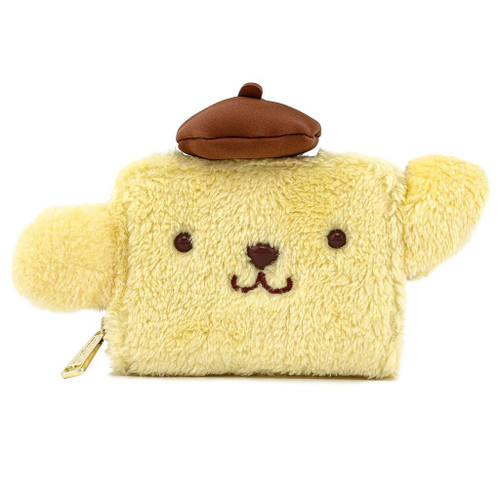 Loungefly x Sanrio Pompompurin Cosplay Trifold Wallet