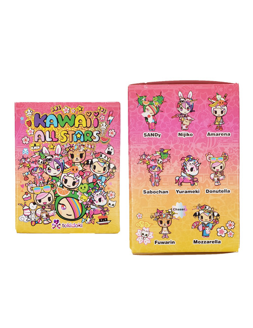 Tokidoki Blind Box: Kawaii All Stars