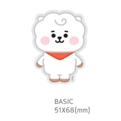 Bt21 RJ Big Sticker