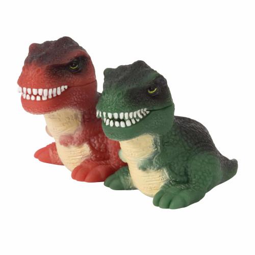 Dino Bites Squeeze to hear  it roar!