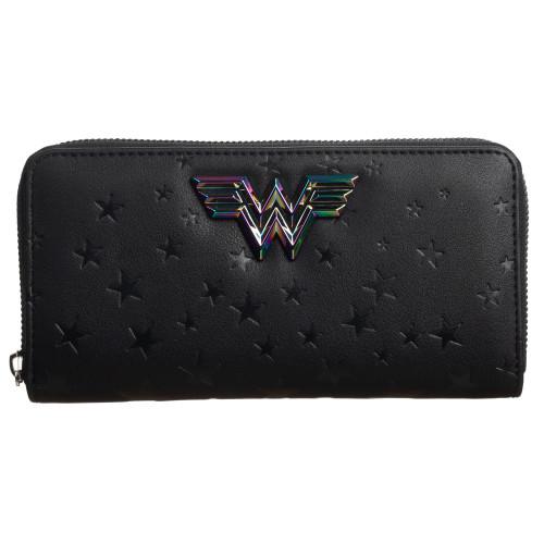 Wonder Woman: 1984 Oil Slick Zip Around Wallet
