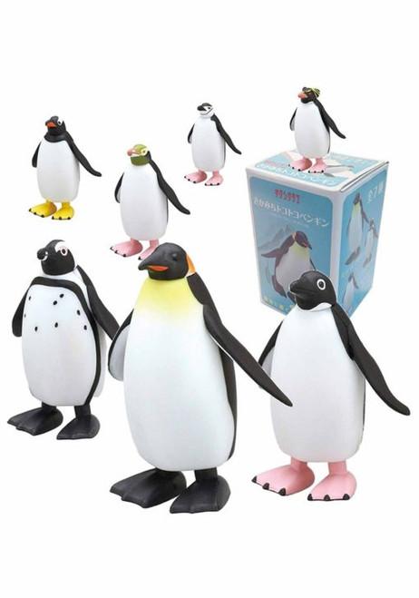Walking Penguin Blind Box