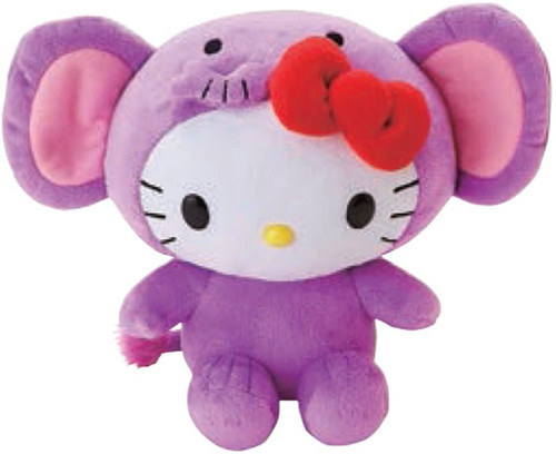 Hello Kitty Elephant Plush