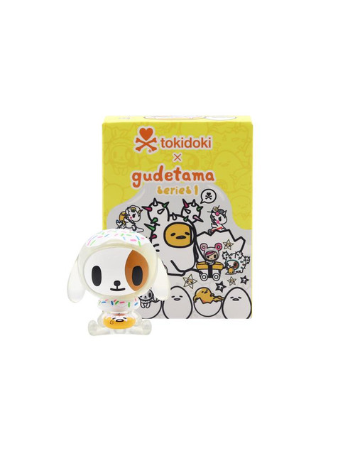 Gudetama x Tokidoki Blind box Series  1