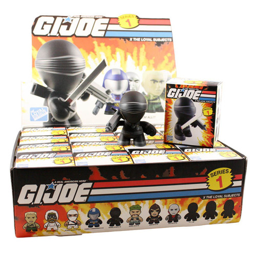The Loyal Subjects G.I. Joe Action Vinyl Wave 2 Case of 16  Report incorrect product info or prohibited items The Loyal Subjects G.I. Joe Action Vinyl Series 1