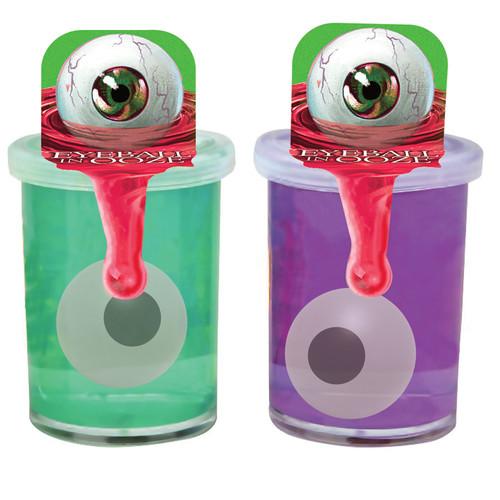 Eyeball in Ooze Gloopy Glop Slime