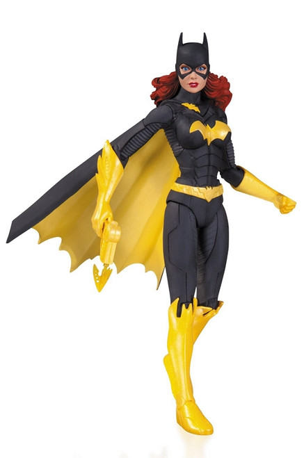 DC Comics Essentials Batgirl Figure