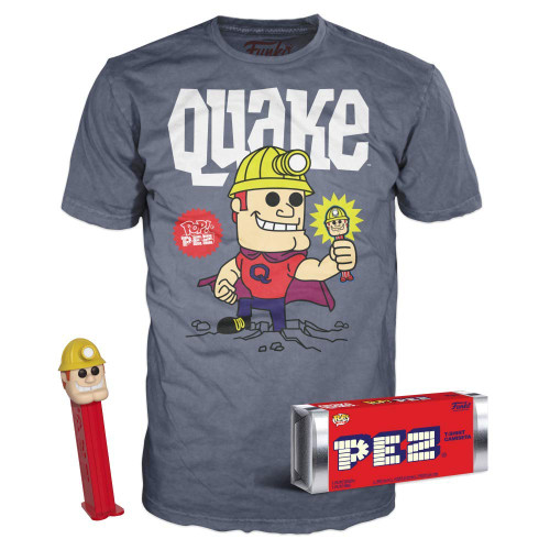 POP! + Pez: Quake!