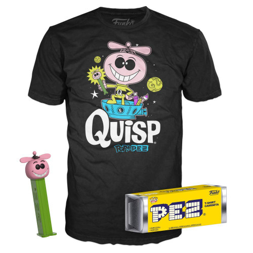 POP + Pez: Quisp