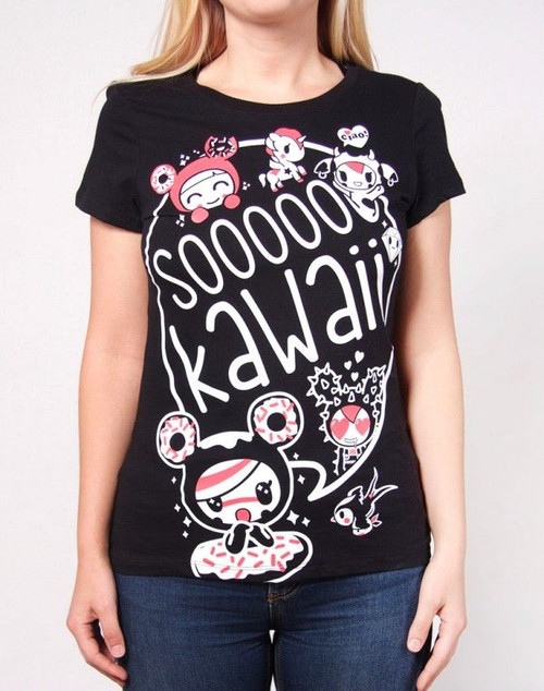 Tokidoki So Kawaii Women's Tee