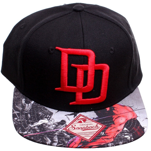 Bioworld x Marvel Daredevil Black Snapback