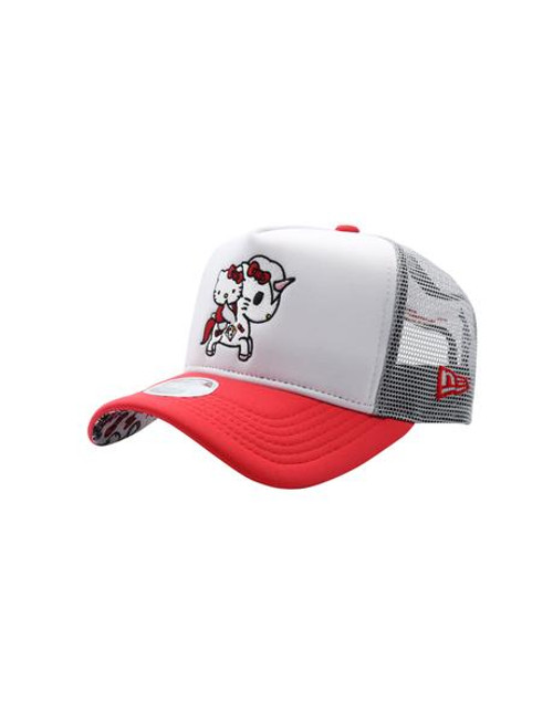 Hello Kitty Women's Unikitty Trucker Hat Summer 2019 Collection
