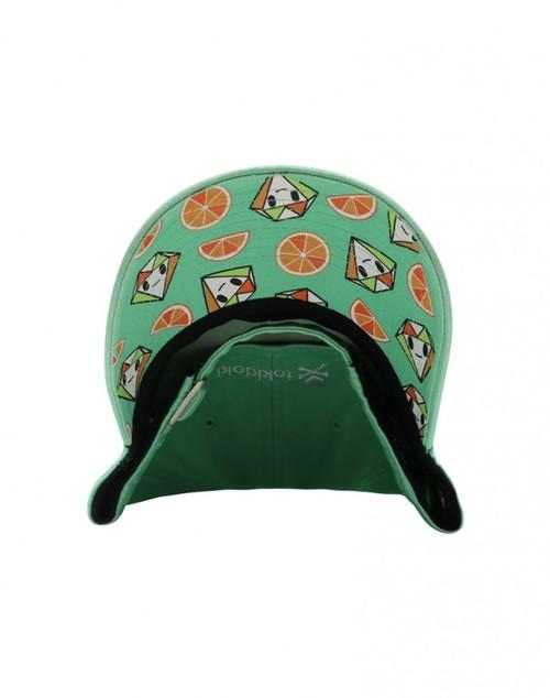 Tokidoki Juicy Juice Adjustable Mint Dad Hat