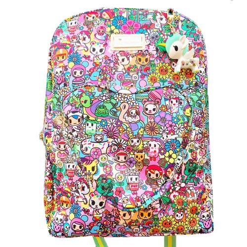 tokidoki Flower Power Backpack