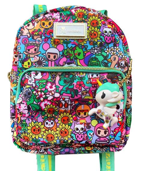 tokidoki Flower Power Small Backpack