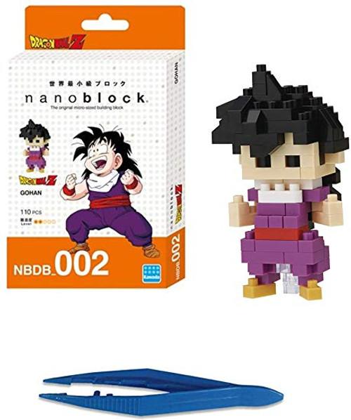 NanoBlock Dragon Ball Z: Gohan