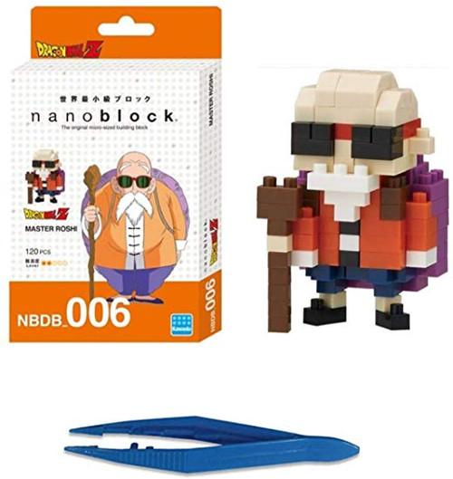 NanoBlock Dragon Ball Z: Master Roshi