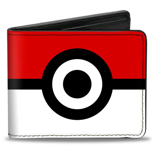 Pokemon Podeball Close up bi-fold Wallet