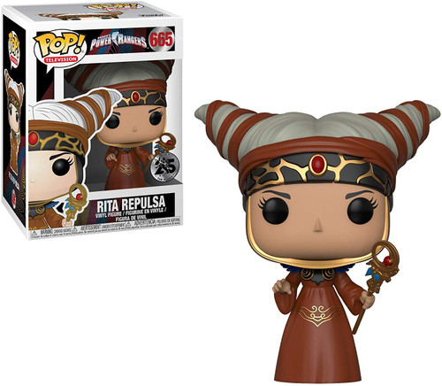 POP!Television Power Rangers 665 Rita Repulsa