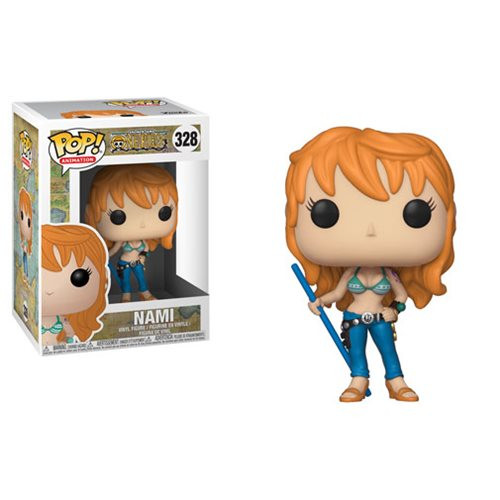 POP! One Piece Nami  Vinyl Figure #328