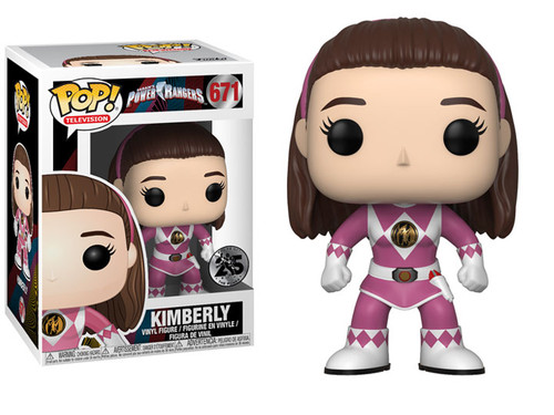 Pop! Television Mighty Morphin Power Rangers - Kimberly 671