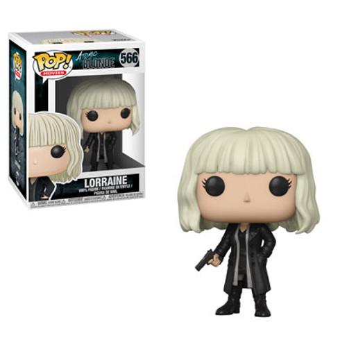 Pop! Movie Atomic Blond Lorraine (Black Jacket) 566