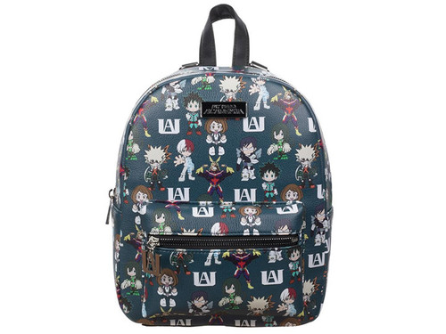 Front image MHK mini backpack