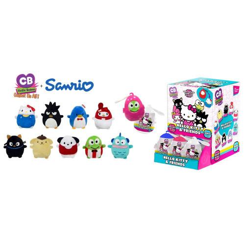 Fiesta Hello Kitty & Friends Cuties Clip On Series 1 Blind Box