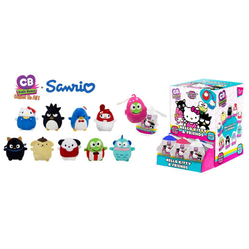 Fiesta Hello Kitty & Friends Cuties Clip On Series 1 Blind Box