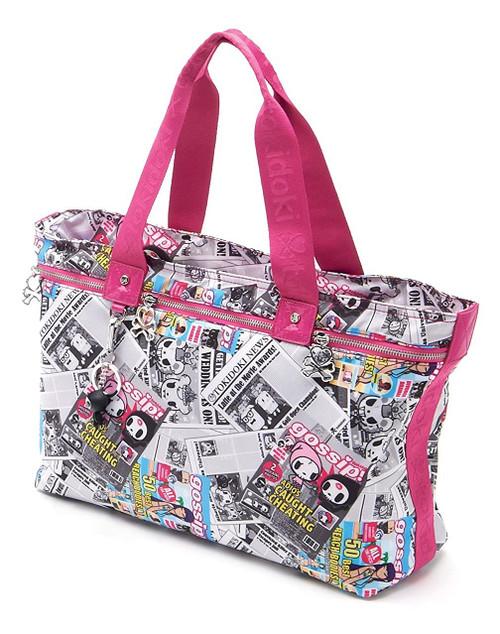 Tokidoki Gossip Adios Ciao Ciao Shopping Bag