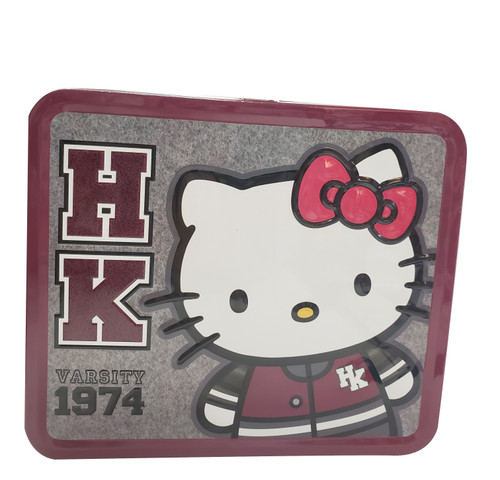 Hello Kitty 1947 Tin Lunchbox