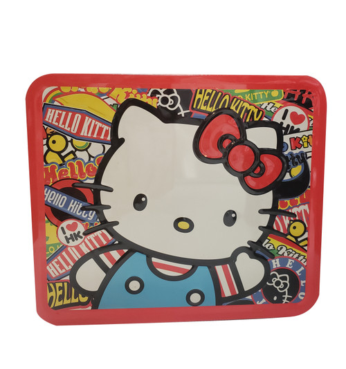 Hello Kitty Pop Tin Lunchbox