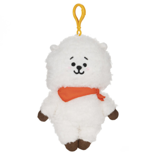Gund Bt21 Line Friends RJ Backpack Clip