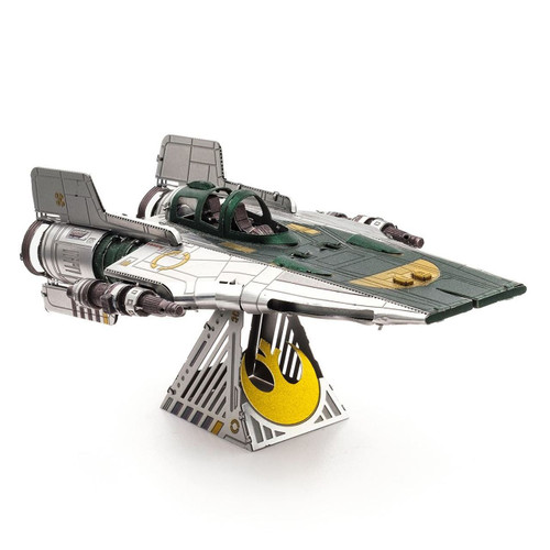 Metal Earth Star Wars A-Wing Fighter